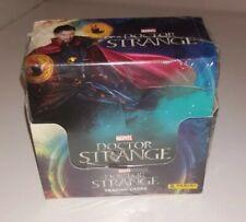 Marvel Doctor Strange The Movie Trading Card Sealed Box (Panini, 2016)