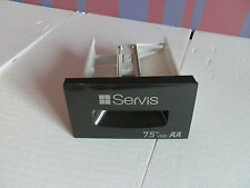 USATO Servis m6755b Lavatrice Dispenser di sapone nero cassetto.