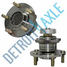 New Set (2) Rear Wheel Hub and Bearing Assembly for Sebring Stratus w/ ABS