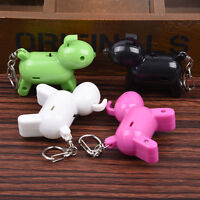 New Wireless Anti-Lost Alarm Key Finder Locator Keychain Whistle Sound Cute Pop