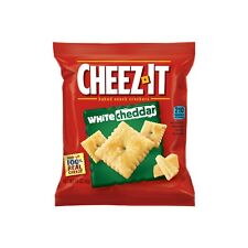 Sunshine Kellogg's Cheez It Original White Cheddar Crackers 1.5oz (Pack Of 60)
