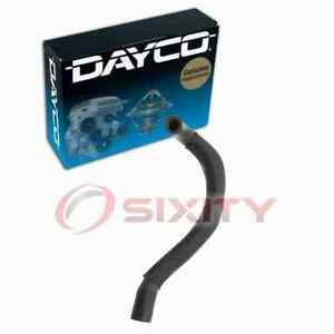 Dayco Heater To Pipe Upper  HVAC Heater Hose for 2000-2004 Nissan Xterra og