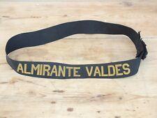 + Ancien Bachi Marin Almirante Valdes - Navire Militaire Espagnol +