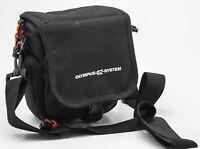 Olympus System Kameratasche Schultertasche camera bag in Schwarz black universal
