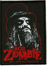 "Rob Zombie "" Portrait ""    Patch/Aufnäher 602165 #"
