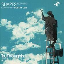 Shapes Rectangles (Compiled By Robert Luis) - Various (NEW 2CD)