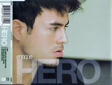 ENRIQUE IGLESIAS : HERO / 3 TRACK-CD + VIDEO - TOP-ZUSTAND