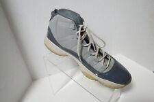 Nike Air Jordan Grey Retro Basketball Shoe Mens Size 9.5