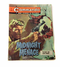 DC Thompson 1970 Early Commando Comic Book no.463, War Military Army