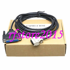 Rs 232 serial in control systems plcs ebay cqm1 cif01 plc cable for omron cpm1acqm1serial 25 pin sciox Images