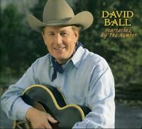 David Ball - Heartaches by the Number [CD]