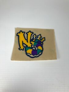 MILB New Orleans Baby Cakes Helmet Decal Sticker