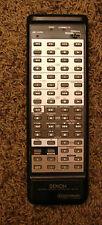 Denon RC-132 Remote Control For AVR1010KEU/AVR1010 VG++
