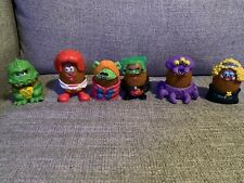 New ListingMcDonalds 1996 McNugget Buddies Halloween, Complete and Proper Set of 6