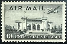 C34 US Airmail - Mint, OG, PH, XF+  NICE!