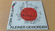 Prospekt / Broschüre  Ist die Welt kleiner geworden, RFT Fernseher - Radio, 1964