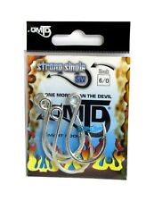 AMI SINGLE SMART HOOKS OMTD by Molix STRONG SINGLE SW - OH2100 SIZE: 6/0
