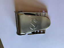 Used Scubapro Weight Belt Buckle Stainless Steel