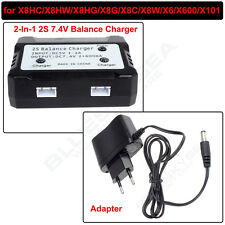 RC Drone 2S Balance Charger 7.4V Li-polymer Battery Adapter Fit For Syma X8C X8W