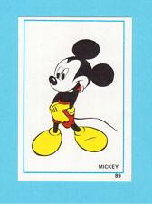 Mickey Mouse 1976 Walt Disney Spanish Card A