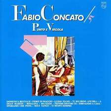Punto E Virgola - Fabio Concato CD PHILIPS