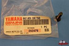 NOS YAMAHA XVZ12 XV500 SR500 FRAME SPECIAL SHAPE SCREW PART# 90149-06150
