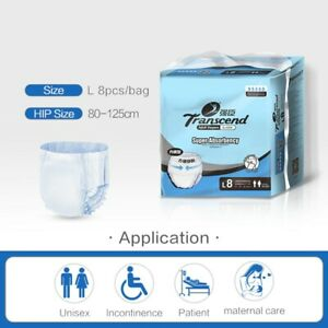 Disposable Adult diaper pants Incontinence underwear type for old people
