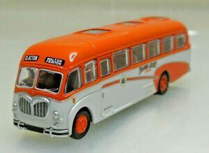 EFE 18701 Bedford SB Duple Vega Coach - Orange Luxury Scale 1:76 00 Gauge