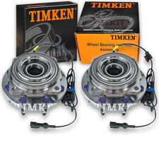 Timken Front Wheel Bearing & Hub Assembly for 2005-2010 Ford F-350 Super cw