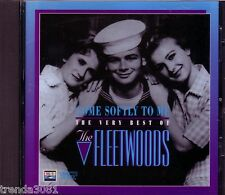 FLEETWOODS Come Softly Very Best CD Classic 60s 70s MR BLUE TRAGEDY Anthology