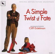 A Simple Twist Of Fate - OST [1994] | Cliff Eidelman | CD