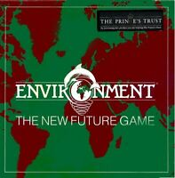 ENVIRONMENT The New Future Board Game The Princes Trust edition