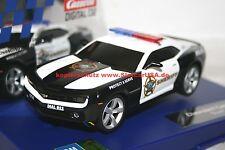 Carrera Digital 132 30756 Chevrolet Camaro Sheriff Polizei USA NEUHEIT 2016
