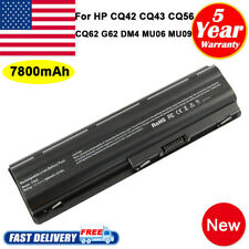 9Cell 593553-001 MU06 Battery for HP 2000 Notebook CQ56 CQ32 CQ42 G62 G72 G56 PC