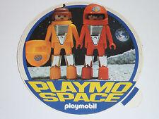 PLAYMOBIL AUFKLEBER PLAYMO SPACE NEU SEHR SELTEN STICKER AUTOCOLLANT 스티커 ステッカー