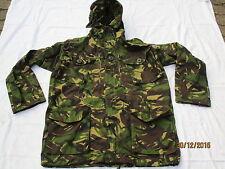 Windproof Woodland Smock,DPM, SAS, GB, size 160/104, Medium-Short, Work Jacket