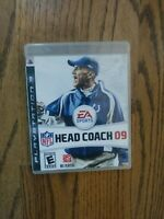 NFL HEAD COACH 09 Playstation 3 PS3  Game