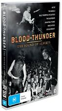 Blood & Thunder: The Sound Of Alberts (ACDC, Rose Tattoo, The Angels,Easy Beats)