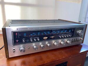 Kenwood KR- 9400 Monster Receiver Vintage 125 Watts