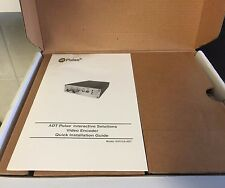 Brand New Sensormatic Nv412A-Adt Wired Ip Video Server Analog Encoder Nv412A