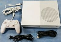 Microsoft Xbox One S 2TB Launch Edition Console Bundle Gaming System 4K HDR UHD
