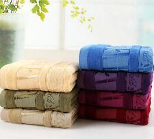 Kids Bamboo Bath Towel Caramel 1x Gift for Kids