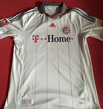 Fc Bayern München Champions League Trikot 09/10 #11 Olic Gr. XL