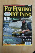 Fly Fishing and Fly Tying Magazine - May 2005