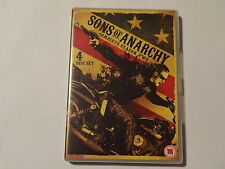 SONS OF ANARCHY DVD *GREAT PRICE*