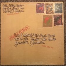 Rare Captain Beefheart Strickly Personal Lp 1st Press 1968 Blue Thumb Psych