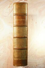 BIBLIA SACRA VERSICULIS DISTINCTA (662B) EDITIONS PIERRE LE BOUCHER 1707