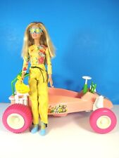 1986 Barbie Arco Dune Buggy with Doll and Accessories