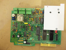 TEXAS NUCLEAR SONIC FLOW BOARD 885824 FROM 9700 D SYSTEM TRANSMITTER