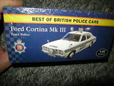 1:43 Vanguards/Atlas Ford Cortina MK III Police Essex OVP